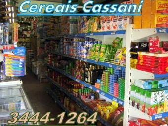Loja Cereais Cassani RECREIO MG