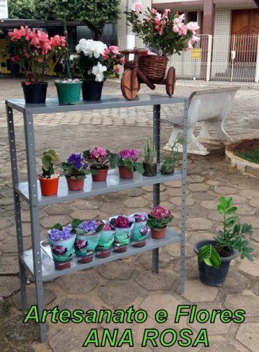 Artesanato e flores Ana Rosa